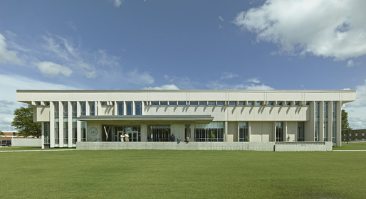 James H. White Library Renovation, Mississippi Valley State University, Itta Bena, MS
