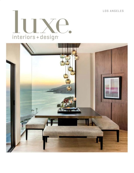 Luxe Interiors Design Los Angeles Hawk Co Archinect