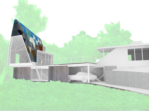 L.A-Frame House by Tim Durfee and Iris Anna Regn - NextLA Merit Award recipient.