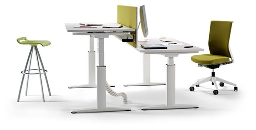 Mobility Sit/Stand Workstation