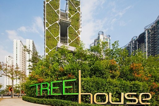 Singapore Sets a Record For World's Largest Vertical Garden