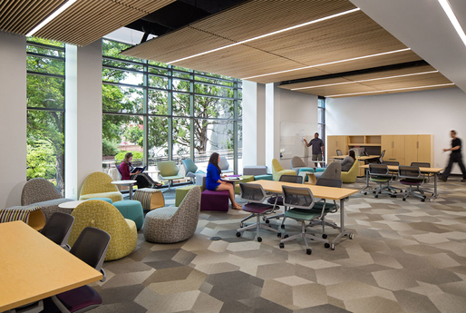 University of South Carolina - Russell House Student Union - Leadership & Service Center