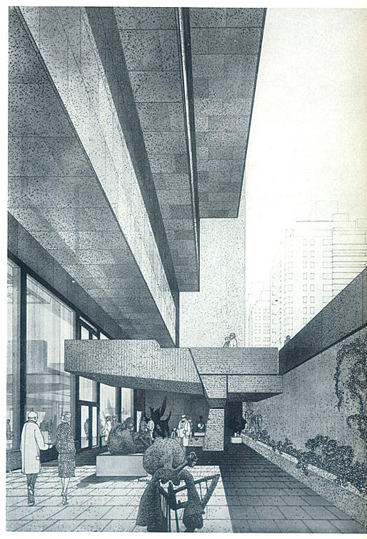 Whitney Museum renderings
