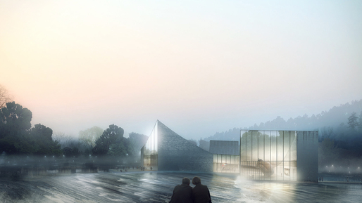 Schmidt Hammer Lassen Architects/ GaoYao Clubhouse