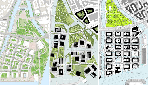 Winning urban-concept designs to develop the Delta and Porto Baros area in Rijeka, Croatia.
