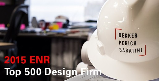 ENR Top 500 Design Firm