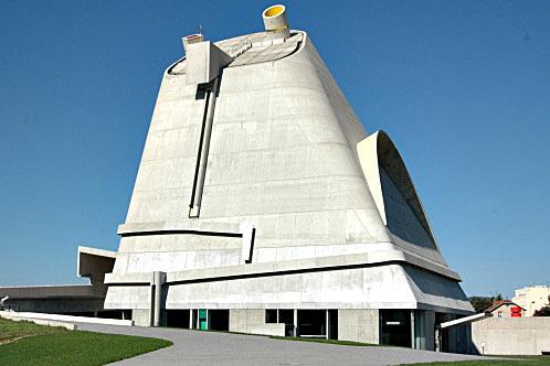 Le Corbuser, Firminy