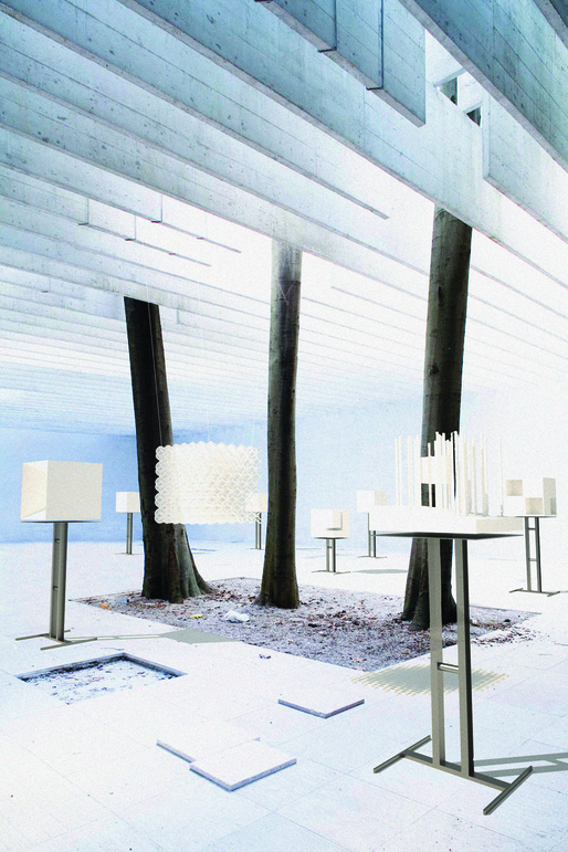 LIGHT HOUSES: ON THE NORDIC COMMON GROUND FINLAND, NORWAY AND SWEDEN, NORDIC PAVILION. Image: Philip Tidwell