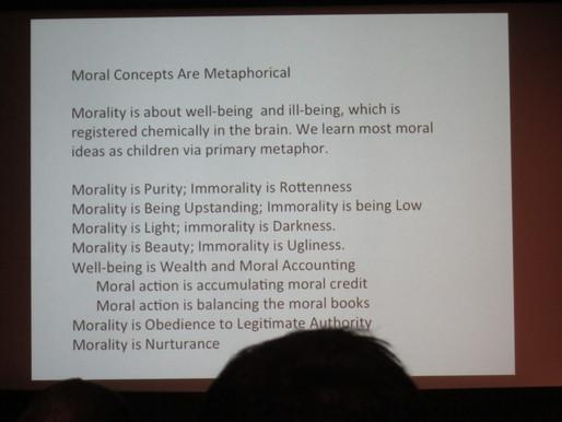 george lakoff metaphors we live by pdf