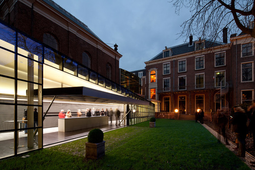KIVI NIRIA (Royal Institute of Engineers), architect: AAArchitects, 2011, The Hague © Ossip van Duivenbode