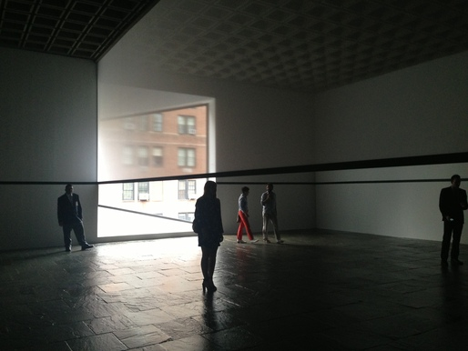 Robert Irwin at Whitney via thedreambeing.com