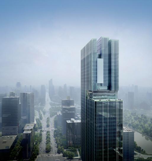 Bravo Tower, Pazhou, China, by Aedas