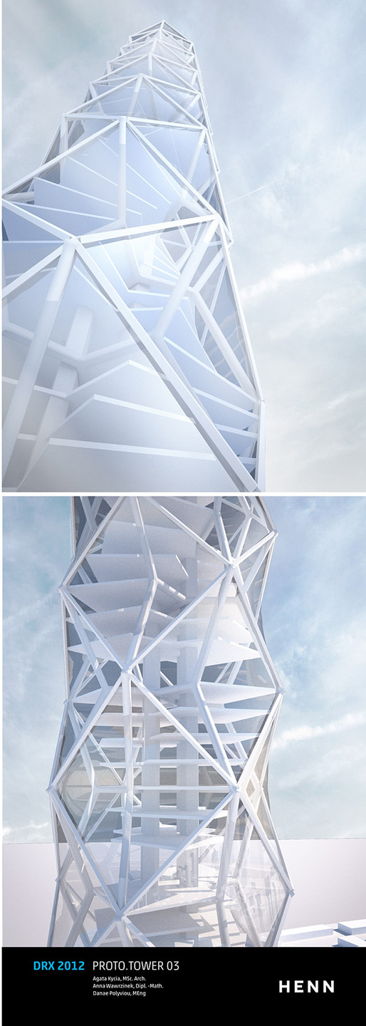 DRX 2012: ProtoTower III Renderings.