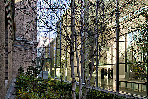 Shortlisted: Boston Museum of Fine Arts Boston, USA by Foster + Partners (Photo: Nigel Young)