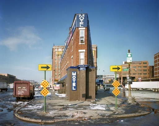 10th & 11th avenues as seen in 1985 (CityLab; Photo: Brian Rose)
