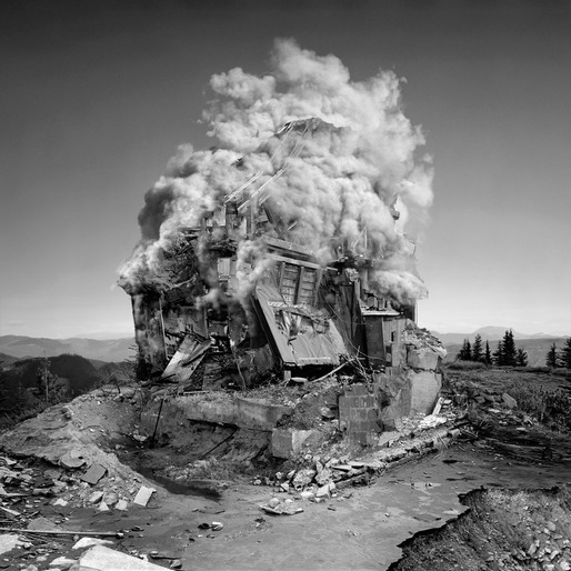 untitled (implosion), 2008  Jim Kazanjian