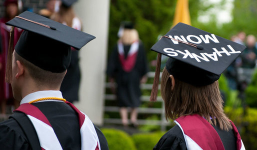 It turns out college graduates aren't the only ones defaulting on their loans. (via marketplace.org; Image: Alex/Flickr)