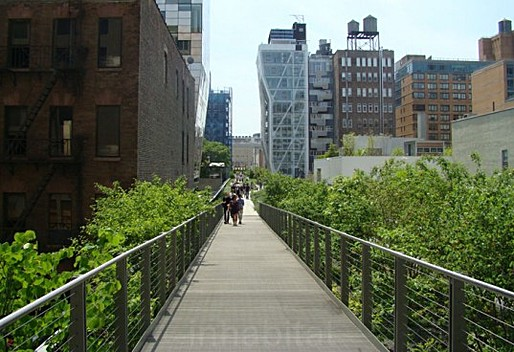 High Line Park Section 2