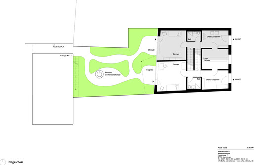 First floor plan (Image: SoHo Architektur)