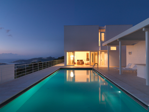 Bodrum Houses - Richard Meier &amp; Partners Architects