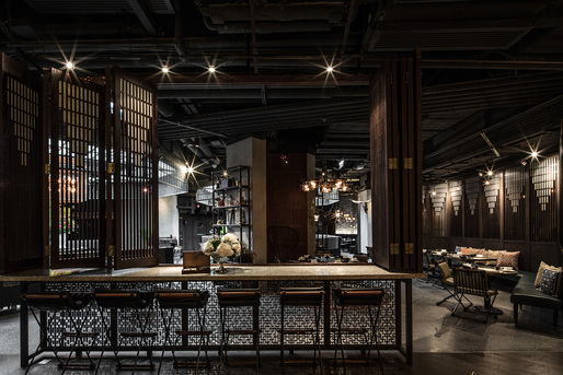 World Interior of the Year 2014: MOTT32, Hong Kong, by Joyce Wang Studio