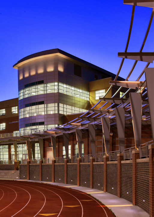 Washington Lee High School Grimm Parker Architects Archinect