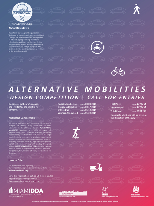 DawnTown 2014: Alternative Mobilities