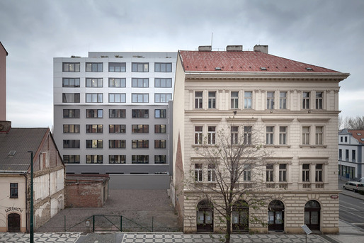 Keystone Project in Prague, Czech Republic by EM2N  Yohan Zerdoun