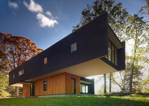 Waccabuc House, Architect: Chan-Li Lin  Brad Feinknopf