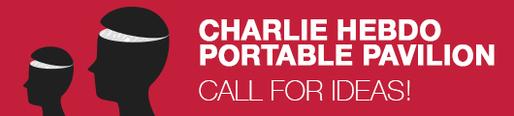 Charlie Hebdo Portable Pavilion