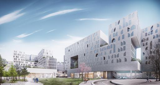 Mashhad City Complex, AGi architects and Shift - © 2r-studio and Ethan Karimi