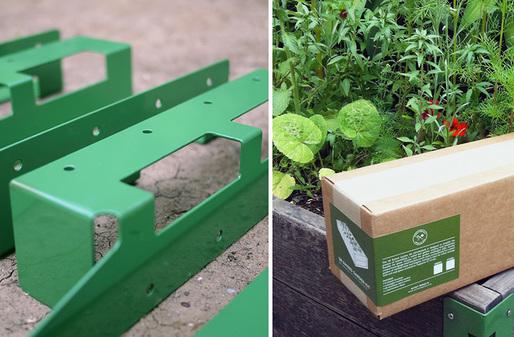 SR Raised Garden Kit; Photo courtesy of Scout Regalia