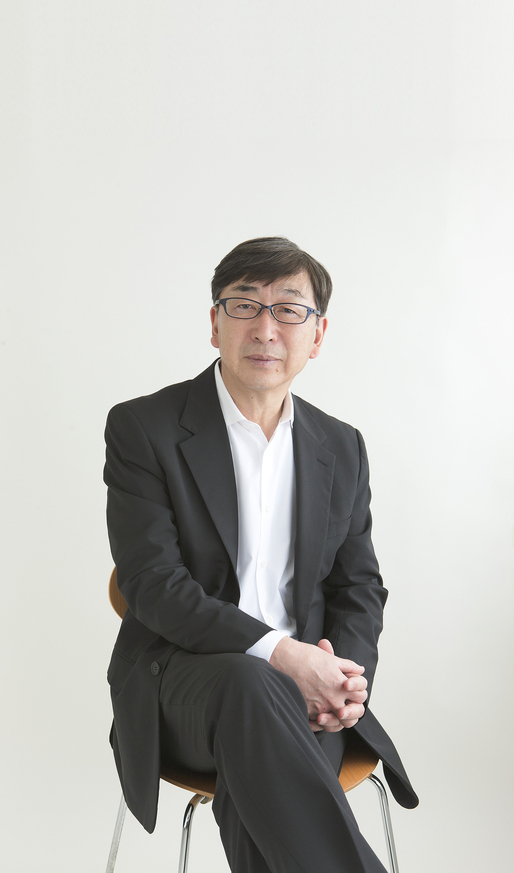 Toyo Ito announced as recipient for 2013 Pritzker Prize | News | Archinect
