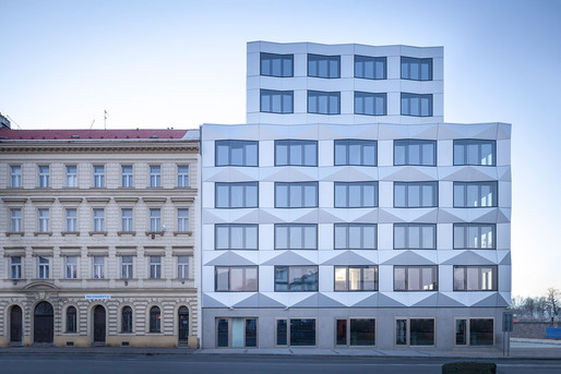 Keystone Project in Prague, Czech Republic by EM2N © Yohan Zerdoun