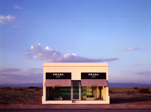 The Texas Department of Transportation reached an agreement last week with the foundation Ballroom Marfa to preserve the sculpture. Via theartnewspaper.com