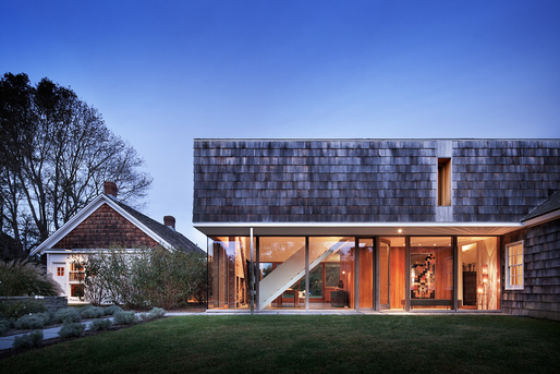 Sagaponack House by Christoff:Finio Architecture. Photo courtesy of Christoff:Finio Architecture