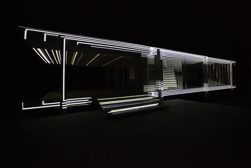 INsite Study No.3 on Mies van der Rohe's Farnsworth House. Photo by Kate Joyce.