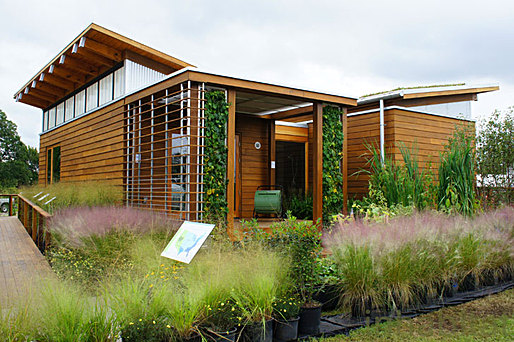 2011 Solar Decathlon University of Maryland Watershed Image  Amanda Silvana Coen for Inhabitat 