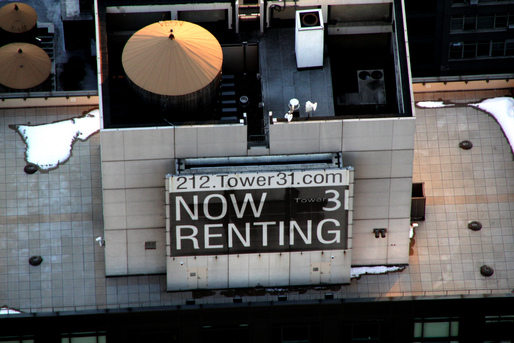 """Photo by Fabio Sola Penna, """"Renting Sign: NYC Things"""""""