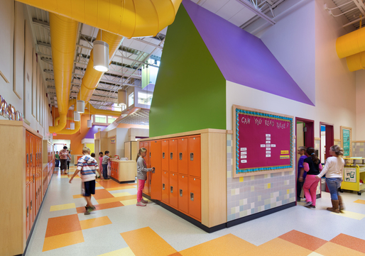 Designed By Hmfh Architects Three Innovative Elementary Schools