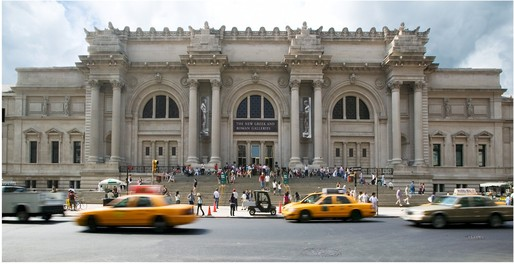 The Metropolitan Museum of Art, pictured above, has appointed Beatrice Galilee, who will work as Associate Curator of Architecture & Design this spring.