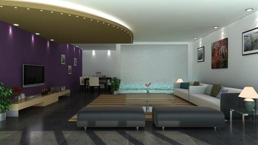 Lavish Living Room Interiors