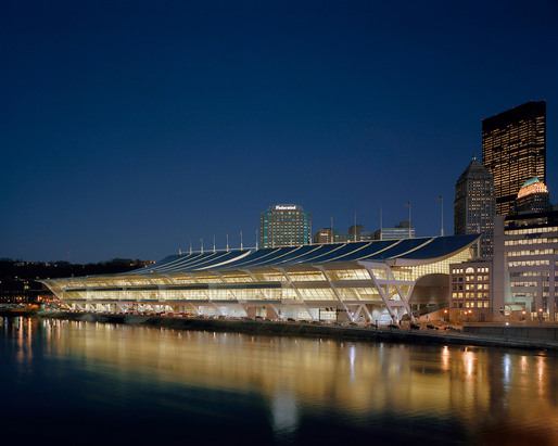 The Pittsburgh Convention Center, Architect: Rafael Violy Architects, P.C.  Brad Feinknopf