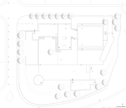 Floor plan 02 (Image: Álvaro Siza Vieira)