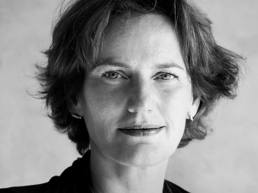 Francine Houben - AJ Woman Architect of the Year 2014. Image courtesy of Mecanoo.