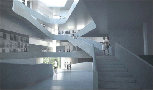 Steven Holl 39 S Second Building In Iowa City Blogs Archinect
