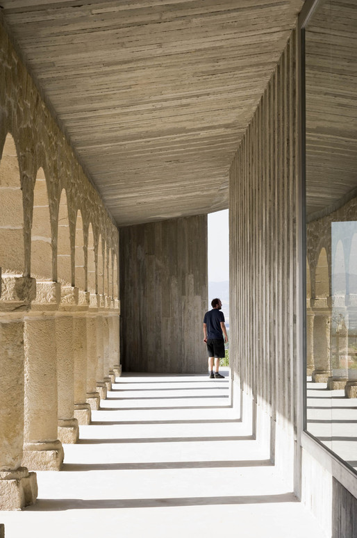 "Shrine of the Virgin of ""La Antigua"" by Otxotorena Arquitectos photo by Pedro Pegenaute"