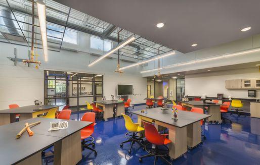 The John C Dunham STEM Partnership School A New