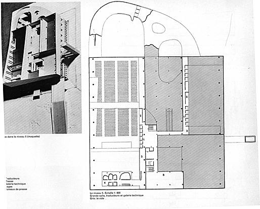 Le Corbusier, Strasbourg
