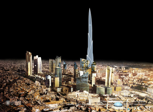 Winning entry of the 2013 Mock Firms International Skyscraper Competition: Az-Zahr Tower by AZAHAR Architecture of Polytechnic University of Valencia 